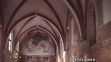 Abbaye Cistercienne de Chiaravalle, en Italie
