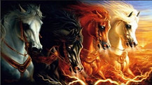 Revelation 6 - Four Horsemen of the Apocalypse - Dr. Jerry Brandt