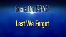 FOI  Episode #15: Lest We Forget