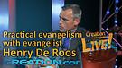 (4-14) Practical evangelism with evangelist Henr...
