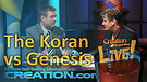 (4-21) The Koran vs Genesis (Creation Magazine L...