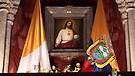 Basílica del Sagrado Corazón de Quito en Ecuad...