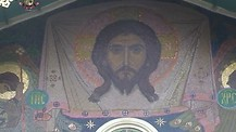 Cathedrale St Nicolas à Nice, en France