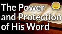 The Power and Protection of His Word Service Preview
