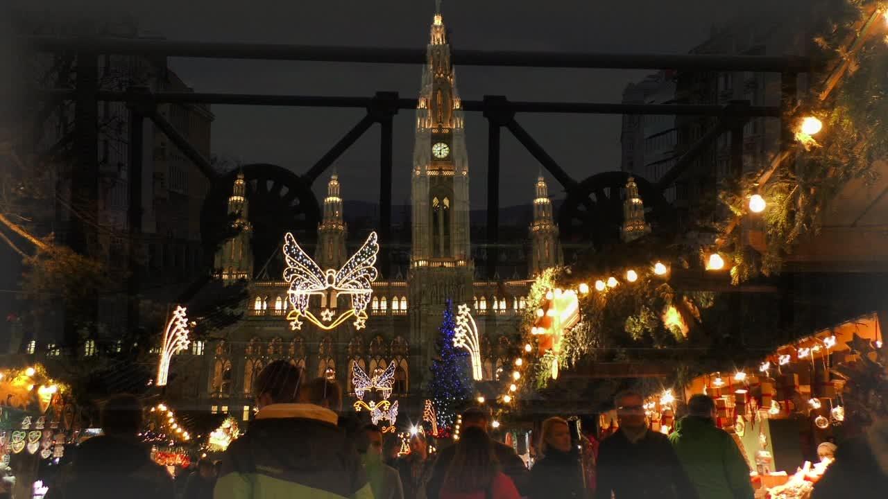 Weihnachtsgeschichten aus Wien