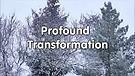 Profound Transformation