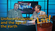 (5-19) Uniformitarianism and the age of the earth