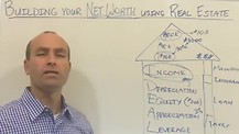Building your net worth using Real Estate- by Phil Pustejovsky