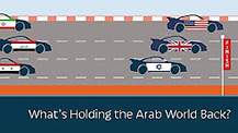 Whats holding the Arab world back