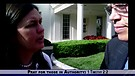White House Sarah Huckabee Sanders exclusive wit...