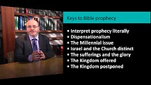 Bible Prophecy (11) - Paul's Revelation of the Mystery, and Prophetic Gaps