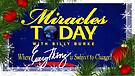 The Miracles Today Christmas Special...
