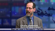 How to find YOUR calling in God's Kingdom: Chaim Goldman 1 of 2