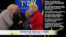 Oxygen Tank GONE after 15 Years!