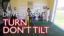 Hit Longer, Straighter Drives with a Better Turn