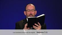 Hebrews Chapter 7 Part 2