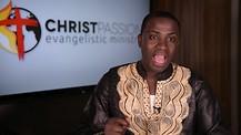 Unshakable Faith—Dr. Kazumba Charles