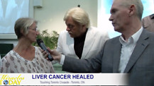 Liver Cancer Healed! No Tumor!