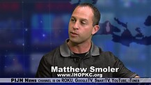 Pray for Israel: IHOP intercessor Matthew Smoler 1 of 2