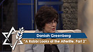 Rabbi Jonathan Bernis with Daniah Greenberg | A Rabbi Looks at the Afterlife, Part 2
