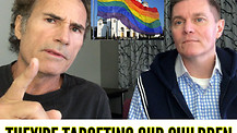 How LGBTQ Is Promoted by a Political Agenda & Satanic Movement Pt. 2 George Carneal