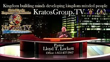 Pastor Lockett is Teaching from Isaiah 431  KJV Thou art mine