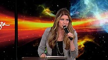Katie Souza - 12-03-2018 - Fix Your Attitude And Open The Heavens