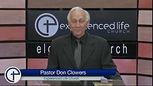 Finish Strong #2 - Pastor Don Clowers