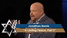 Rabbi Jonathan Bernis | A Lasting Peace, Part 2