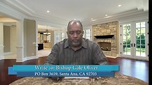 The Importance of Protecting Your Ministry #1, Bishop Gale Oliver
