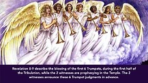 The Book of Revelation (7) – The 7 Trumpets (Revelation 8-9)