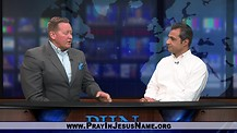 Iranian Mohamad Farisi sees revival for Jesus:  Jeff Anderson