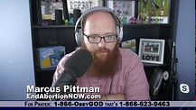Pro-life Moviemaker wants to End Abortion Now: Marcus Pittman