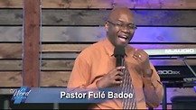 Beware Of Deception Part# 1 - Pastor Fule Badoe