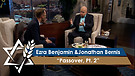 Rabbi Jonathan Bernis and Ezra Benja...