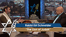 Rabbi Kirt Schneider | The Lion of Judah
