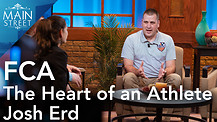 Josh Erd, Area Director of Fellowship of Christian Athletes | Main Street