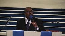 Pastor Elliott Ivey