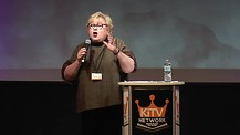 UNSTOPPABLE FAITH (KiTV CONFERENCE 2019)—Guest: Speaker Carol Dickey, Message Title: From Desperati
