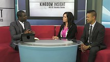 Healthy Living, Guests Jay & Joanie Bagalay, Host, Dr. Kazumba Charles