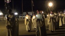 Procession in Honor of Our Lady