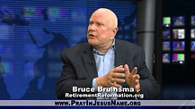 Change your world in The Retirement Reformation:  Bruce Bruinsma