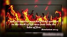 The Book of Revelation (28): The Lake of Fire an...