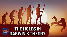 Evolution: What are holes in Darwin's theory?