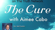 The Cure with Aimee Cabo - talking with Rev Mathew Crebbin
