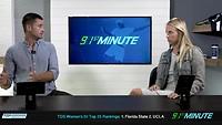 Women's College Recap, Men's College Preview and Zlatan! (8-29-19)