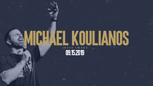 Special Guest Michael Koulianos