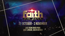 Faith On Fire Coming Soon