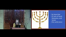 The Holy Menorah:  Its History and Purpose.