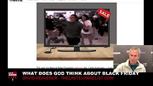 Is Black Friday part of the AntiChrist's Plan?
